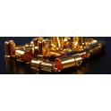 8mm conector oro