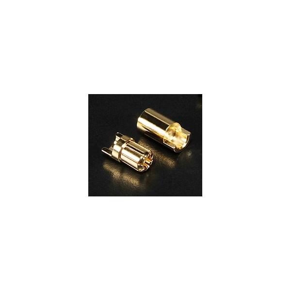 6,5mm oro conector Polymax