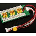 Conector paralelo de carga