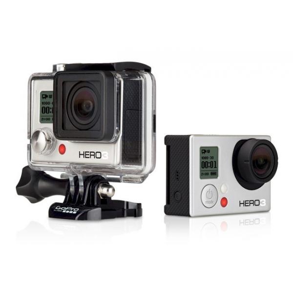 GoPro Hero3 plus White edition 1080p 5MP 30fps WiFi