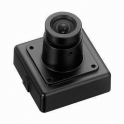 700TVL Miniature Square Camera SONY Effio P True WDR + OSD