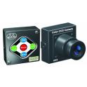 1/3 SONY CCD 480TVL Mini cámara de vídeo del menú OSD