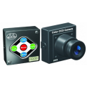 1/3 SONY CCD 480TVL Mini Video Camera OSD Menu