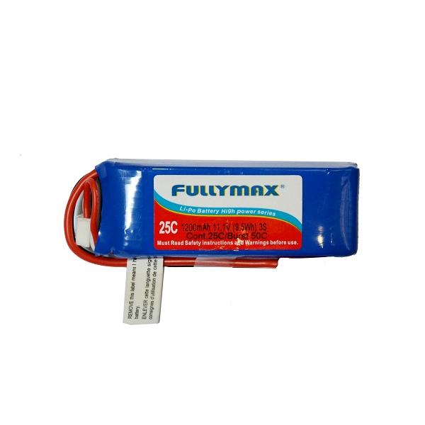Fullymax HP 2200mAh 3S- 30C+