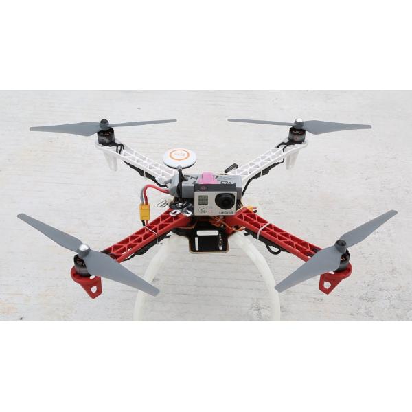 F450 Dji Kit E300 + Naza-M V2 + GPS + Tren Aterrizaje