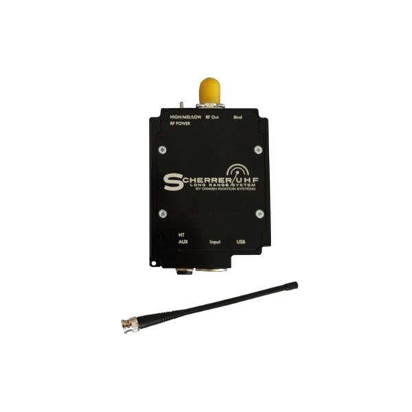 Tx700 Sistema largo alcance LRS 433-444 Mhz 0.5 -2W