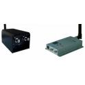 1.2GHz 5W powerful wireless AV transmitter and receiver