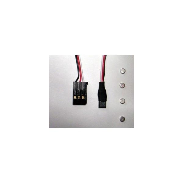 Magnético Sensor RPM con 4 imanes