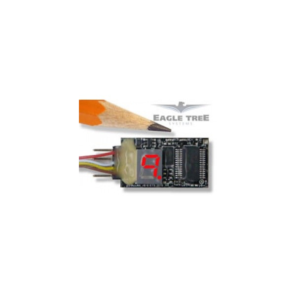 Sensor 3 ejes 7 + G de MicroSensor