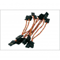 WKM servo cable(10pcs)