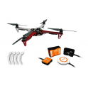 Naza-M V2&GPS + F450 ARF + F450 landing gear