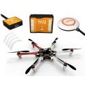 Naza-M V2&GPS + F550 ARF + F450 landing gear