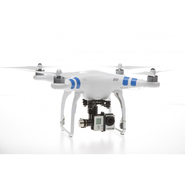 Phantom 2 + H3-3D (customized)