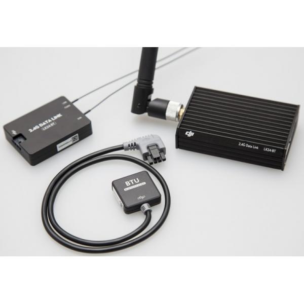 DATA LINK 2.4Ghz BT + IPAD Ground Station + 16-50 WP