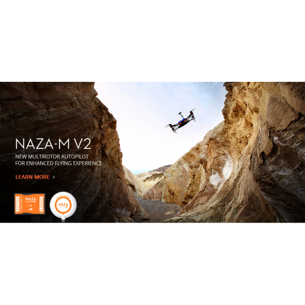 Dji NAZA M V.2 +PMU+Led+GPS V.2 KIT