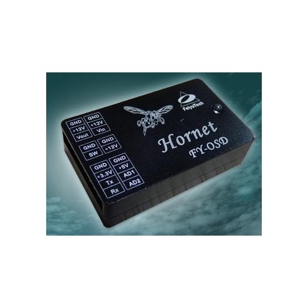 Hornet OSD & GPS 10Hz