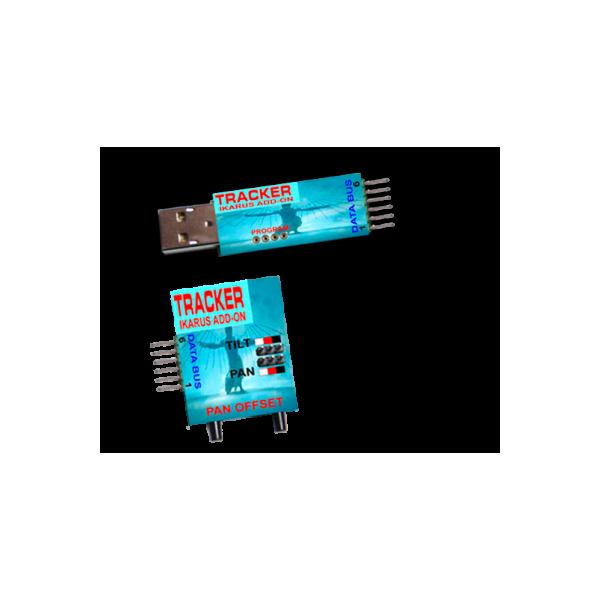Antena tracker Ikarus OSD