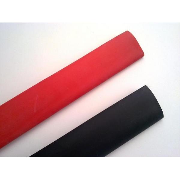 Termoretractil negro 1,5 mm