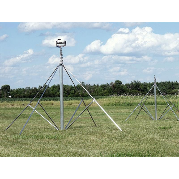 Telescopic Mast 40 pies
