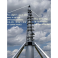 Mástiles telescópicos 60 pies