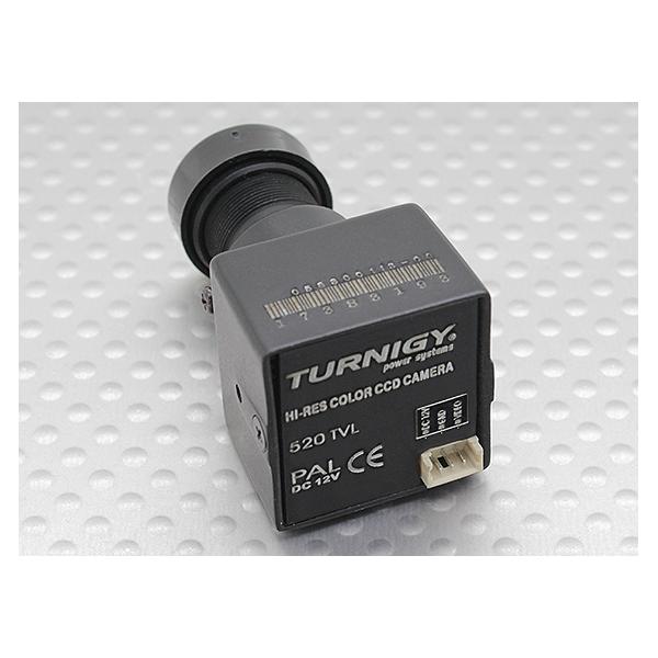 Micro FPV Camera 520TVL (PAL) 1/3 Hi-res Sony CCD