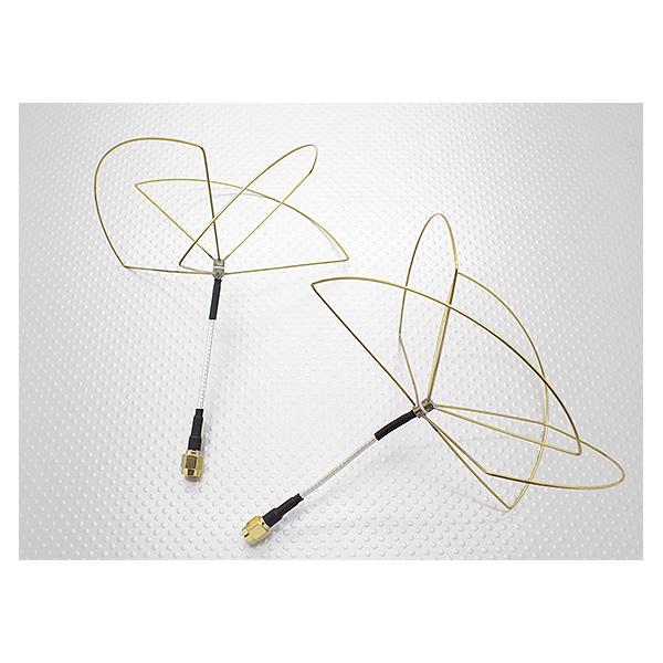 1.2GHz Circular Polarized Antenna RP-SMA (Receiver only)