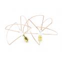 2.4GHz Antena polarizada circular SMA kit