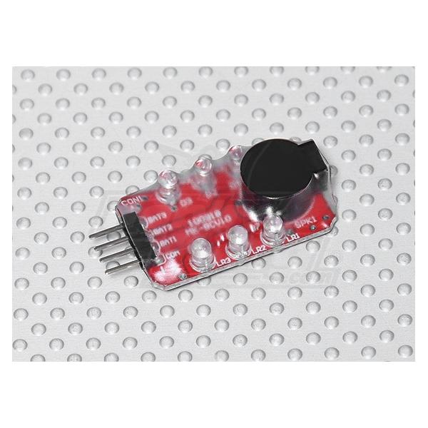 Detector de bajo voltaje 2s~3s