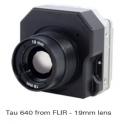 TAU2 640, 19mm f/1.25