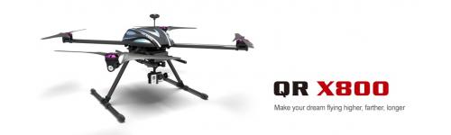 QR X800