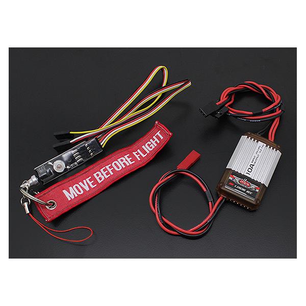 Turnigy dlux 10A Linear Voltage Regulator (5.2~7.4V output)