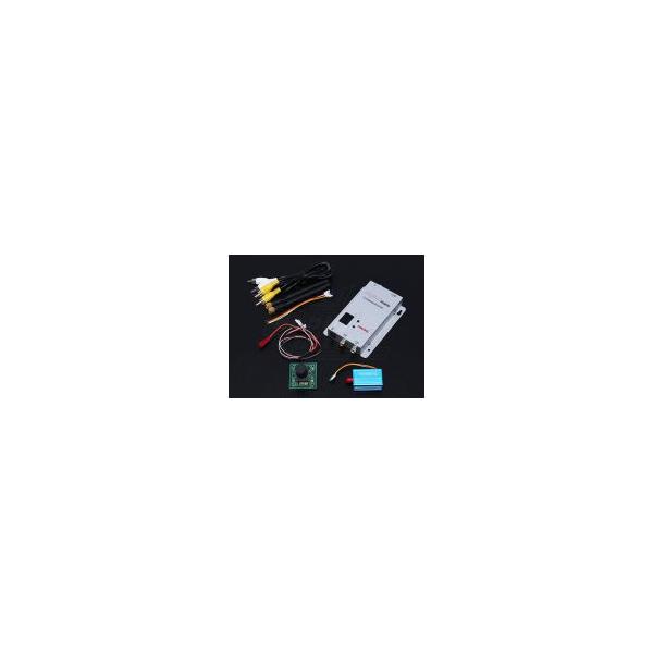 2.4GHZ 1000mW Tx Rx & 1/3-inch CCD Camera *520 PAL