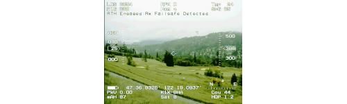 OSD Video Telemetry